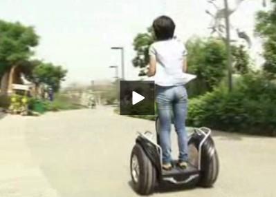 西安世博园炫酷新玩法——思维车